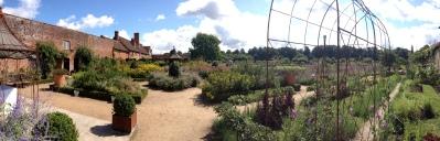 The Walled Garden at Cowdray Wedding Venue