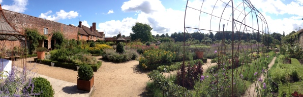 The Walled Garden at Cowdray Wedding Venue