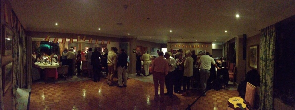 Spanish night, Hankley Common Golf Club