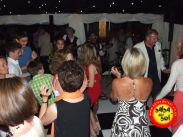 Weybridge party, live band, Spanish band in Surrey