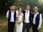 wedding band los amigos