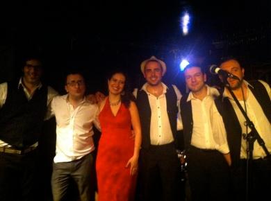 Los Amigos at the Troubadour