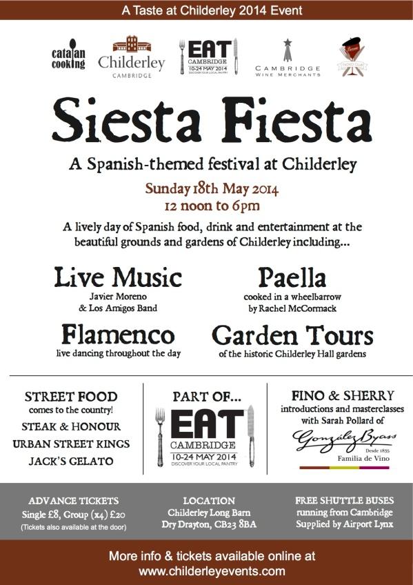 Siesta Fiesta poster copy