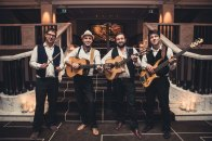 Amigos band, London, Spanish music, Gypsy Kings, wedding band