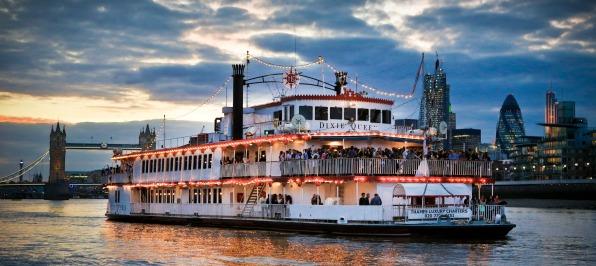 Dixie Queen Boat