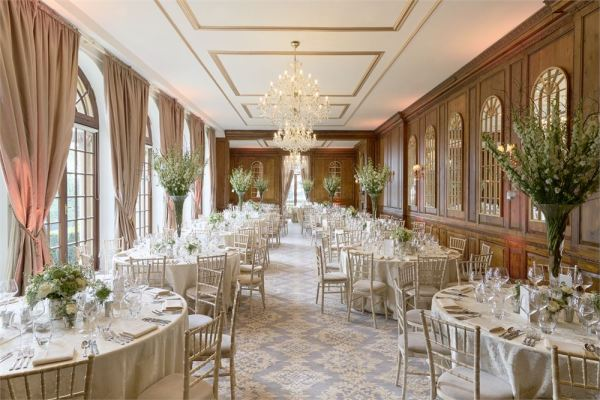 Hedsor house, wedding venue