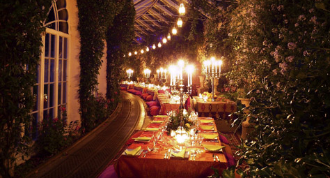 wedding venue, sezincote, indian,